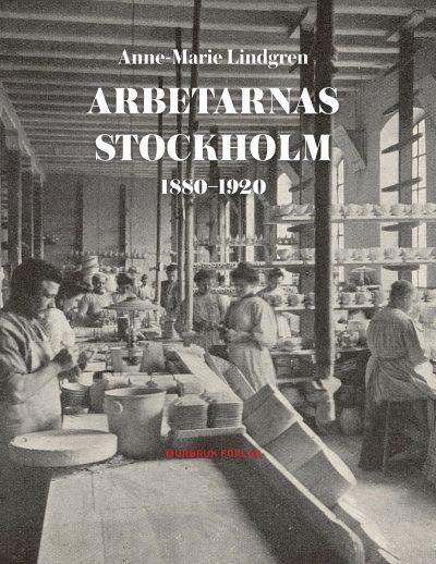 Arbetarnas Stockholm omslag.indd