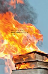 Bränn Biblioteken omslag